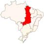 Região hidrográfica do Tocantins-Araguaia