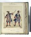 Regimientos de Guardias de Infanteria Española y Walona- (a) Oficial; (b) Granadero. 1710-1718 (NYPL b14896507-87524).tiff