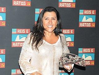Regina Casé Brazilian actress