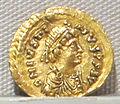 Regno dei goti, teodorico e atalarico, emissione aurea, 518-526+526-527, 02.JPG