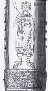 Louis the Child King of East Francia and Lotharingia