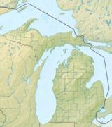 Midland CC befindet sich in Michigan