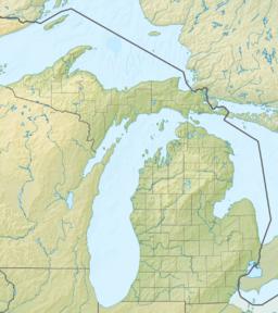 Mount Arvon is located in Michigan
