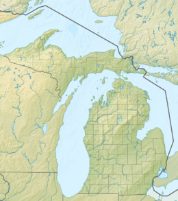 Grosse Ile is located in Michigan
