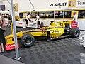 Renault F1 Team garage, 2010 Brno WSR (03).jpg