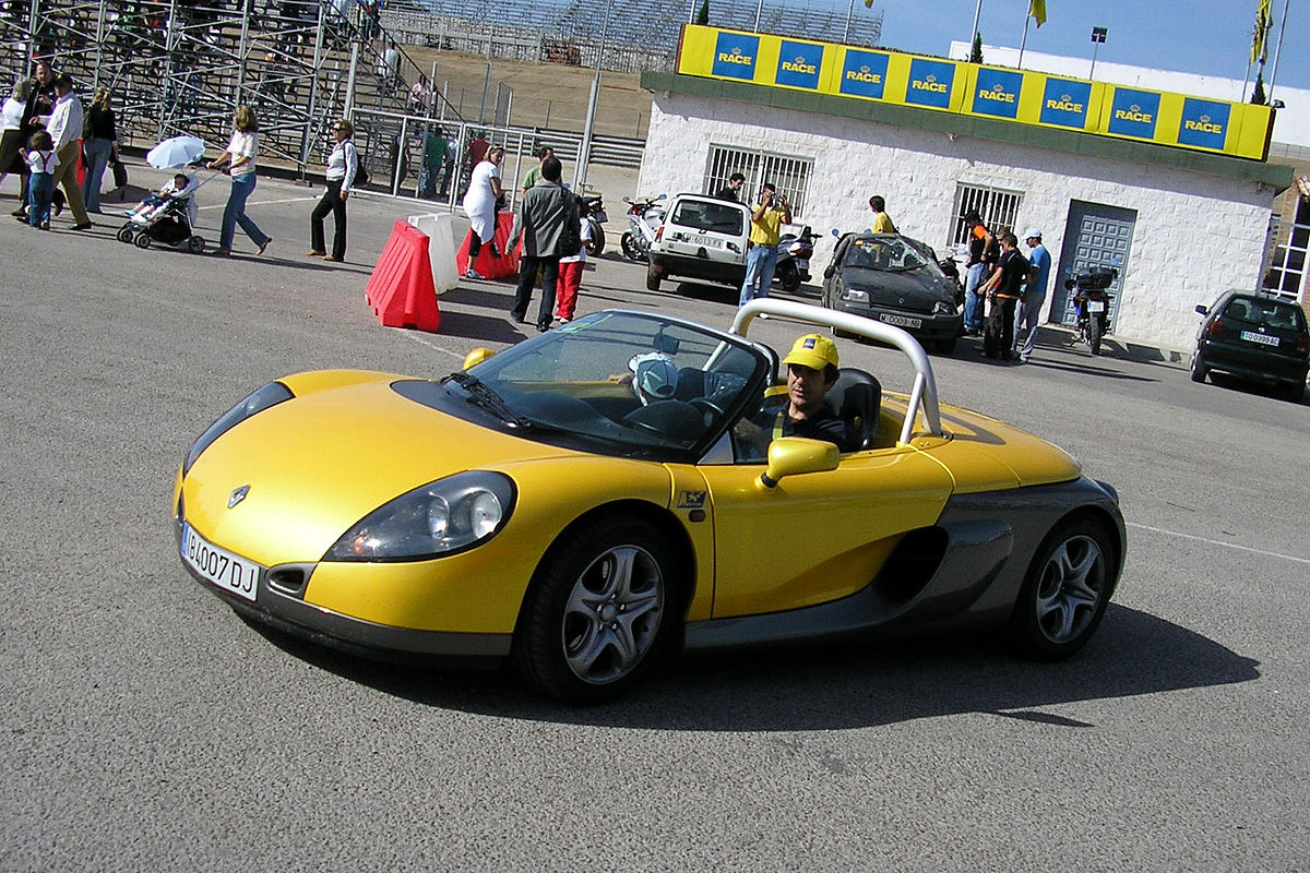 K And J Auto >> Renault Sport Spider – Wikipedija