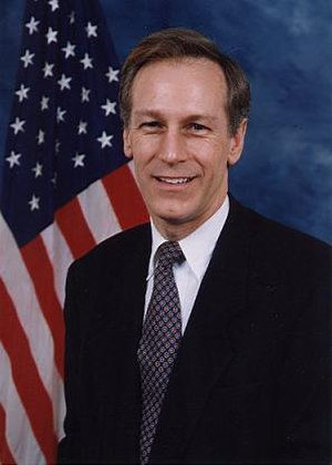 Virgil Goode presidential campaign, 2012 - Official Congressional photo of Virgil Goode.