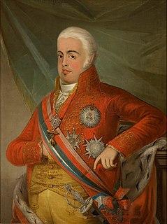 John VI of Portugal King of Portugal