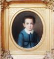 Retrato de Niño , Pascual Ortega Portales ( 1839-1899).png