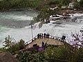 Rhine Falls, Zurich (Ank Kumar) 02.jpg