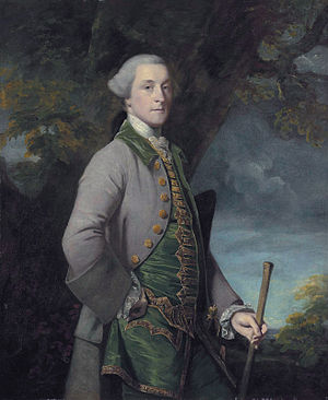 Richard Boyle, 2nd Earl of Shannon - Richard Boyle, 2nd Earl of Shannon (1727-1807) (Joshua Reynolds, 1759 or later)