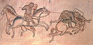 Destrier Type of war horse