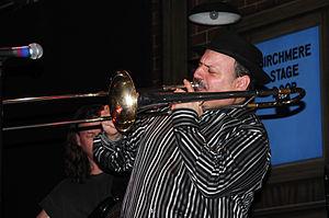 Richie Rosenberg - Rosenberg in concert at The Birchmere in Alexandria, Virginia