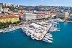 Chorwacja - Żupania primorsko-gorska, Rijeka, Wid