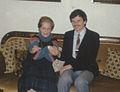 Rina Gigli i Torsten Brander 1987.jpg