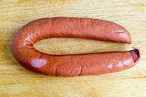 Bologna sausage - Ring bologna