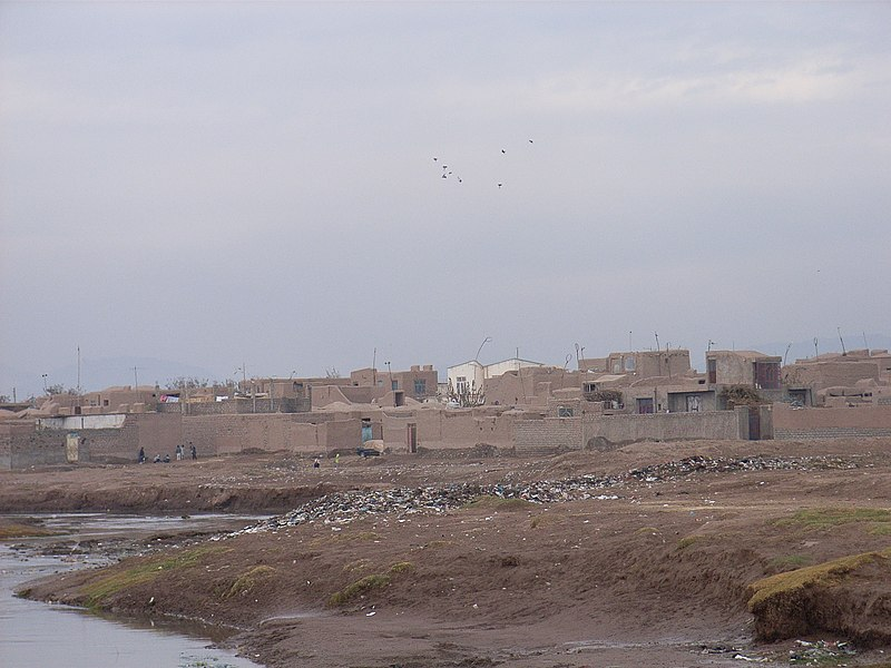 File:River, drainage point of the old city (4362281422).jpg