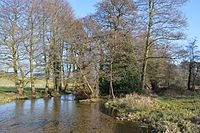 River Mimram and Orchard Meadow, Tewinbury 3.JPG