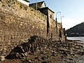 River wall, Kingswear - geograph.org.uk - 1032988.jpg