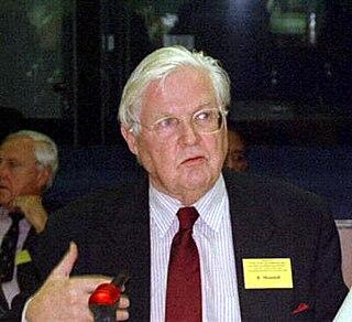 Robert Mundell Canadian economist