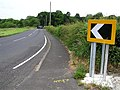 Road at Balnamore - geograph.org.uk - 847968.jpg