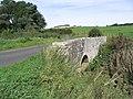 Road bridge over the Cringle Burn near Cringlebank - geograph.org.uk - 240966.jpg