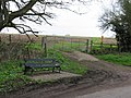 Roadside seat - geograph.org.uk - 158831.jpg