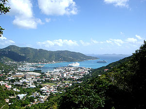 British West Indies - Roadtown, Tortola