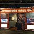 Robert Moog booth - 1, National Inventors Hall of Fame and Museum, USPTO building in Alexandria, Virginia, 2014-09-24.jpg