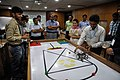 Robot Presentation - Workshop on Organising Indian and World Robot Olympiad - NCSM - Kolkata 2016-03-09 2435.JPG