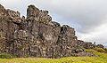 Roca de la Ley, Parque Nacional de Þingvellir, Suðurland, Islandia, 2014-08-16, DD 015.JPG