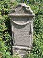 Roch cemetery, gravestone (1830) in Eger, 2016 Hungary.jpg