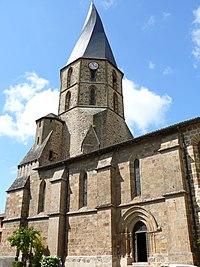 Rochechouart - Saint-Sauveur -2.JPG