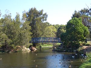 Rockdale, New South Wales - Bicentennial Park, Rockdale