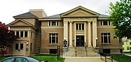 Rockingham Public Library, Bellows Falls, Vermont