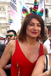 Roma Pride 2019 Vladimir Luxuria.jpg