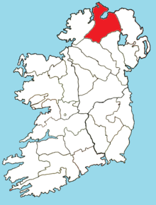 Roman Catholic Diocese of Derry map.png
