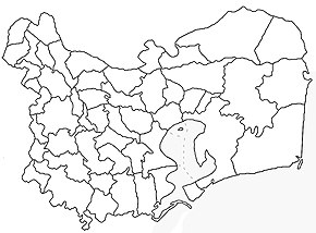 Sarichioi is located in Județul Tulcea