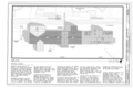 Roof Plan - Kennecott Copper Corporation, Leaching Plant, On Copper River and Northwestern Railroad, Kennicott, Valdez-Cordova Census Area, AK HAER AK-1-E (sheet 2 of 26).png