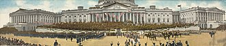 Second inauguration of Theodore Roosevelt - Image: Roosevelt inauguration 1905