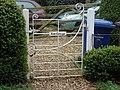 Rose Cottage Gate - geograph.org.uk - 1256443.jpg