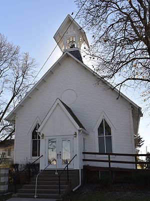 Rose Hill Methodist Episcopal Church - Image: Rose Hill Methodist Episcopal Church