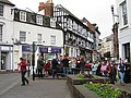Ross-on-Wye Town Band play Christmas carols - geograph.org.uk - 1085952.jpg