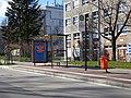Rostock Beim Pulverturm bus stop 2020-03-22 03.jpg