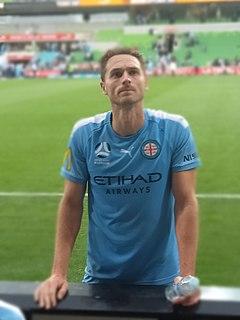 Rostyn Griffiths Australian soccer player