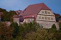 Rothenburg ob der Tauber, Käskammer, Gartenhaus, Burggasse 5-003.jpg