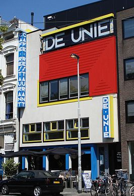 Super Café De Unie - Wikipedia &WA73