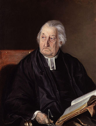Rowland Hill (preacher) - Rowland Hill by Samuel Mountjoy Smith