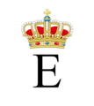 Royal Monogram of Princess Elisabeth of Belgium.png