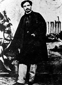 Εμμανουήλ Ροΐδης (περ. 1866)